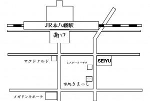 南口地図2